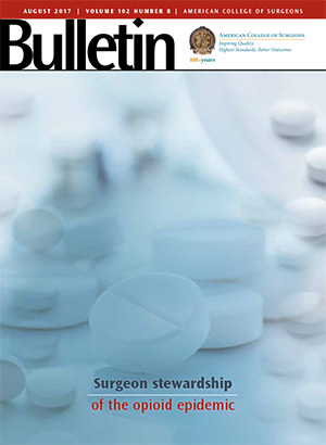 August 2017 Opioids-dedicated issue