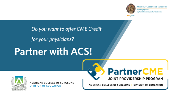 Partner with ACS!