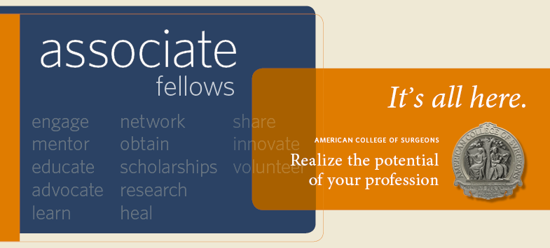Become an Associate Fellow