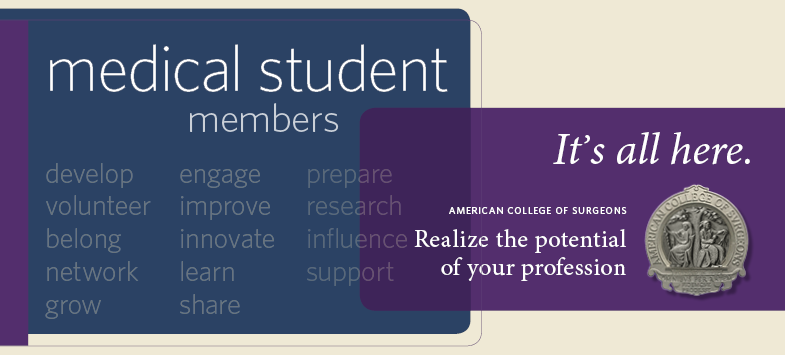 Become a Medical Student Member
