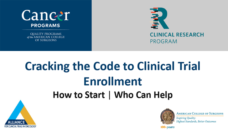 Cracking the Code to Clinical Trial Enrollment